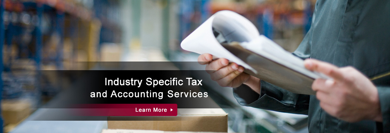 Siebert & Reynolds CPAs Industry Specific Accounting